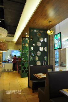 圣多斯西餐厅设计(京基店)9